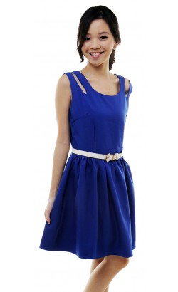 Medea skater dress