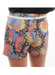 Phoenix coloutful shorts (black)