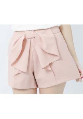 Brietta ribbon shorts