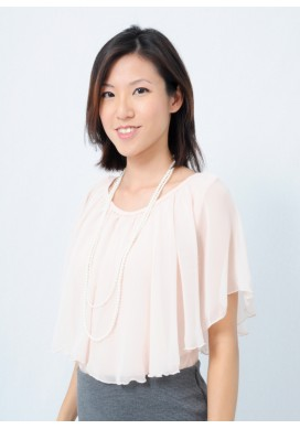 Wendi cape-like top (beige)