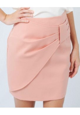 Roisin knee length skirt