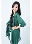 Carmille cardigan (green)
